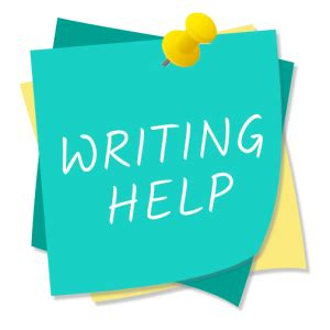 Help with writing a 5 paragraph essay